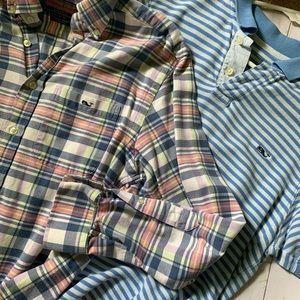 Vineyard Vines shirt bundle